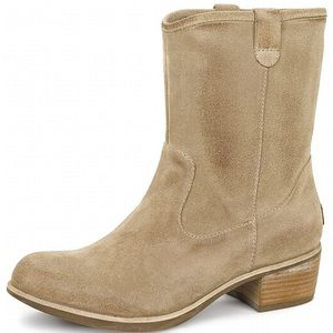 UGG Rioni Fawn Suede Boot